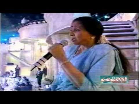 Jaane Jaan - Asha Bhosle & Babul Supriyo,  Movie : Jawani Diwani  Music Director: R.D. Burman  Original Singers: Asha Bhosle and Kishore Kumar