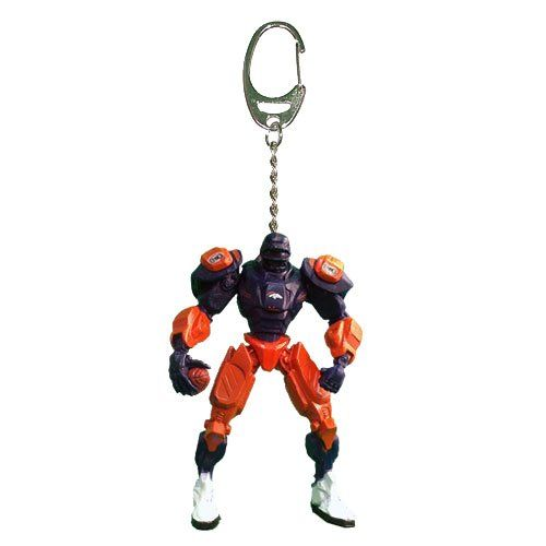 NFL Arizona Cardinals 3-Inch Fox Sports Team Robot Key Chain  http://allstarsportsfan.com/product/nfl-arizona-cardinals-3-inch-fox-sports-team-robot-key-chain/?attribute_pa_teamname=denver-broncos  Team Robot Key Chain Stands 3-inches Tall and is Made of Extra Sturdy PVC Plastic Decorated with the Fox Sports Logo and Your Favorite Team's Colored Logo Ideal for Keys or Clip on Your Backpack