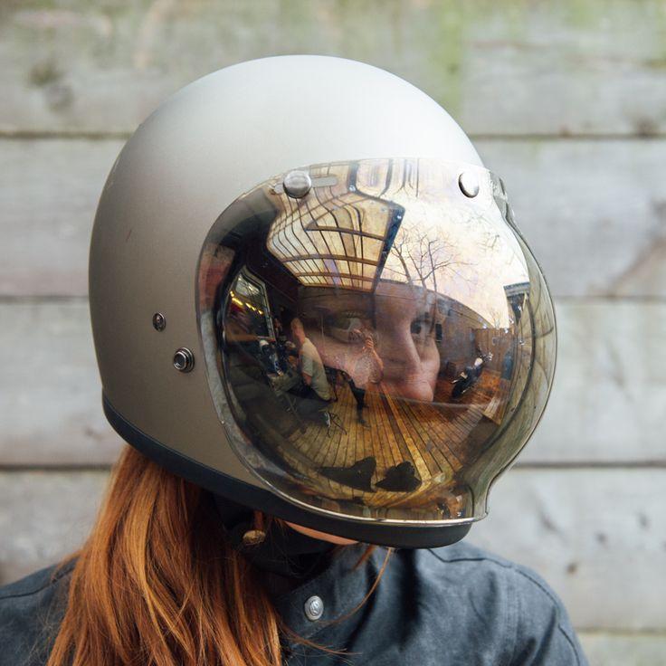 Biltwell Bubble Shield - Tints & Mirrors | Moto//Gear ...