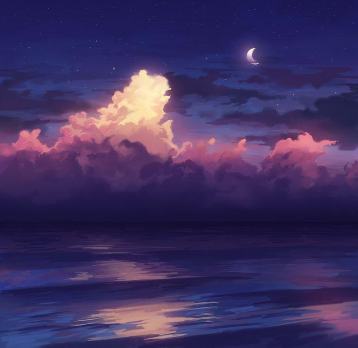 Twilight beacon. by longestdistance