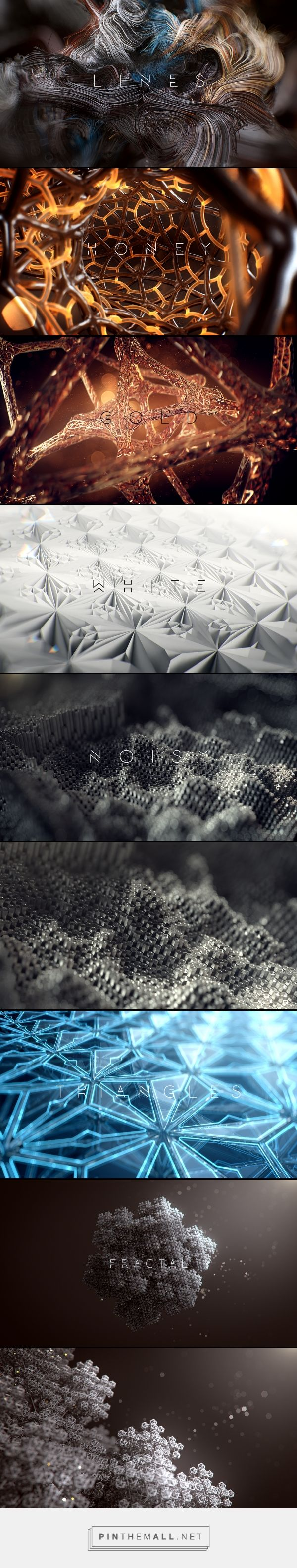 Abstract on Behance... - a grouped images picture - Pin Them All