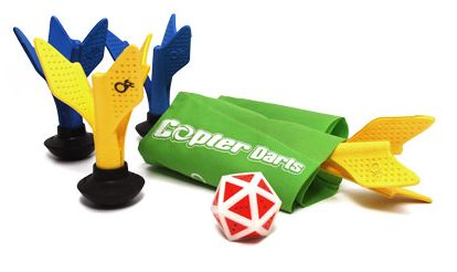 Mom and More, ogosport lawn darts