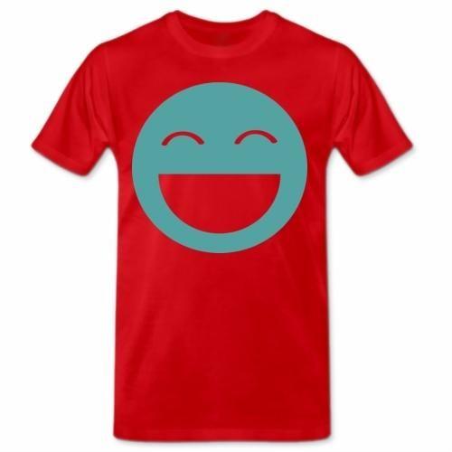 "Red T-shirt: ""Smile"" €19.00  http://www.12print.it/artshop/moda&moda/maglietta-smile-3062.htm"
