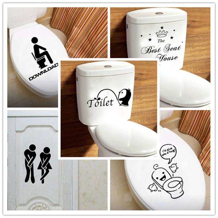 Купить товарСъемный Наклейки На Стены Симпатичные Pattern Ванная Комната Туалет Наклейки Стекла Украшения Туалет Наклейки На Стены Home Decor Art Наклейки в категории Наклейки на стенуна AliExpress. вы можете прийти в мой магазин выбрать свой любимый стиль:нажмите, чтобы ввести-----------------------------------