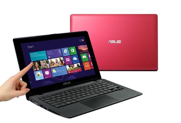 """ASUS X200LA Pink - Štýlový ľahučký notebook, kompaktné rozmery s 11.6"""" HD dotykovým displejom (1366×768) LED podsvietenie,  Intel® Core i3-4010U Processor (3M Cache, up to 1.70 GHz), integrovaná grafická karta Intel HD graphics 4400, pamäť 4GB DDR3 on board, pevný disk 1TB SATA, sieť WiFi 802.11 g/n, Bluetooth V4, 10/100 LAN, reproduktory, mikrofón, 1xUSB 3.0   2xUSB 2.0 port, 1xHDMI, čítačka pamäťových kariet, HD 720p webová kamera ,Windows 8"""