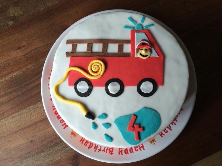 Feuerwehr Torte | Sweet Cakes for Friends | Pinterest | Torte