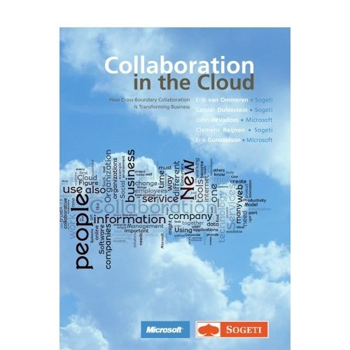 Improving Collaboration between people and between organizations is no longer optional if you want to survive in today's hyper connected business world. Speed of change, unpredictability and the increasingly social nature of the marketplace make collaboration instrumental to your company's ability to differentiate. New ways of collaboration are starting to take place within your company, across value chains and in the individual social domain of your employees.