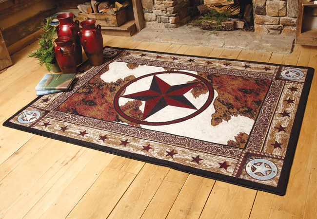 Ranger Hideout Rug Collection    Love Love this rug