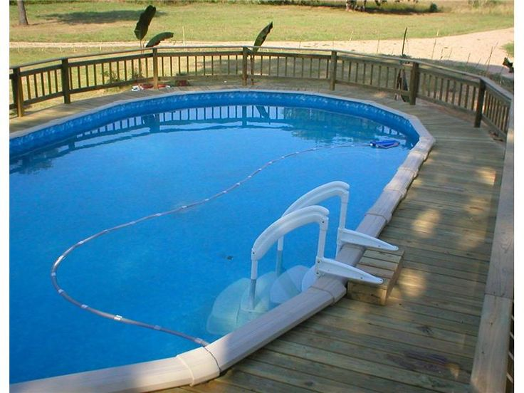 53 Best Images About Above Ground Pools On Pinterest