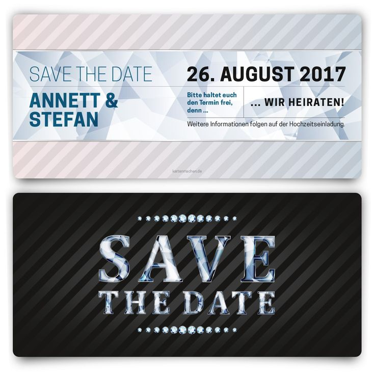 19 best save the date karten images on pinterest | save the date, Einladung