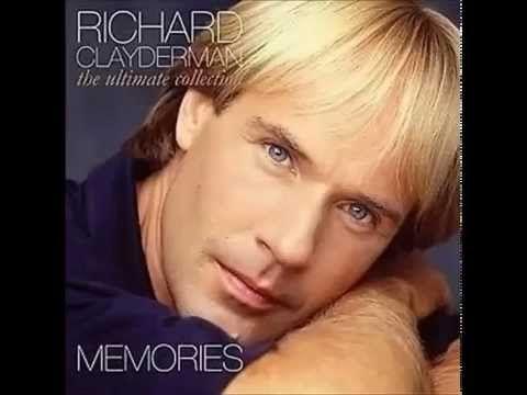 Richard Clayderman -  Memories 1998 Compilation