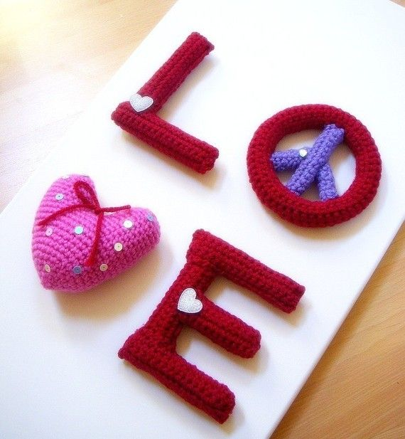 64 Best Images About Crochet Letters On Pinterest The