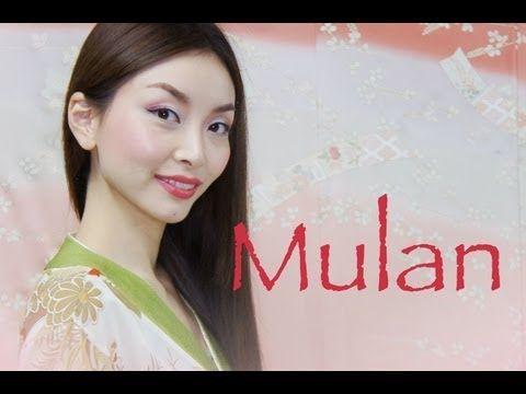 If Disney Princesses were Real: Mulan - YouTube
