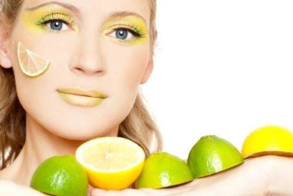 Лимонный скраб для тела своими руками.