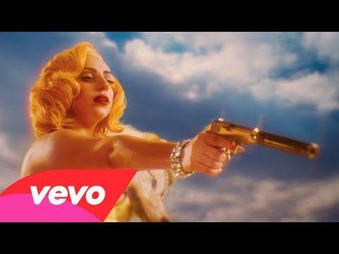 """Aquí puedes escuchar """"Aura"""", canción que estrenó Lady Gaga para Machete Kills ¿Qué tal?"""