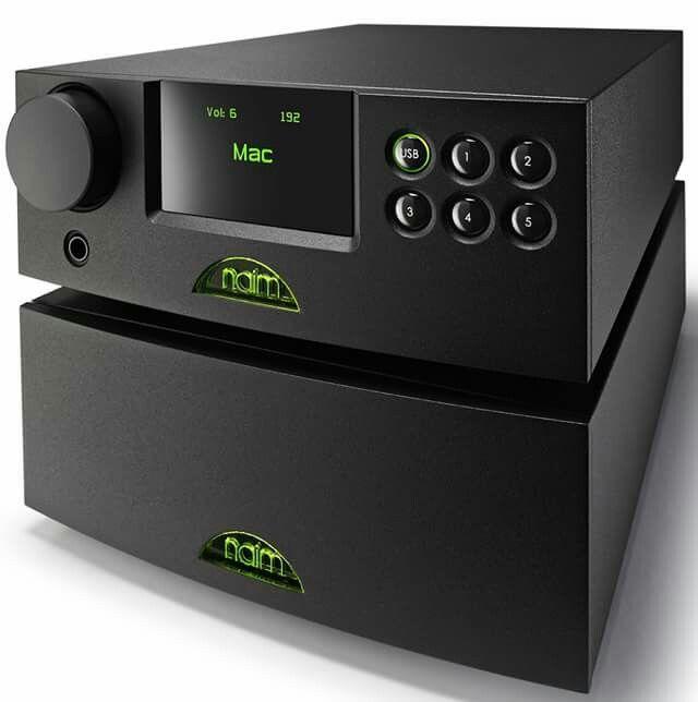 Naim Dac-V1 with DSD