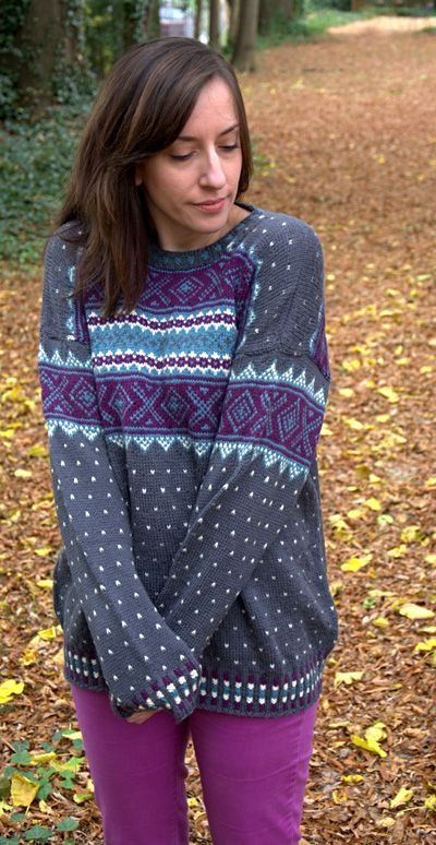 1496 best knit pullovers images on Pinterest | Ponchos, Desserts ...