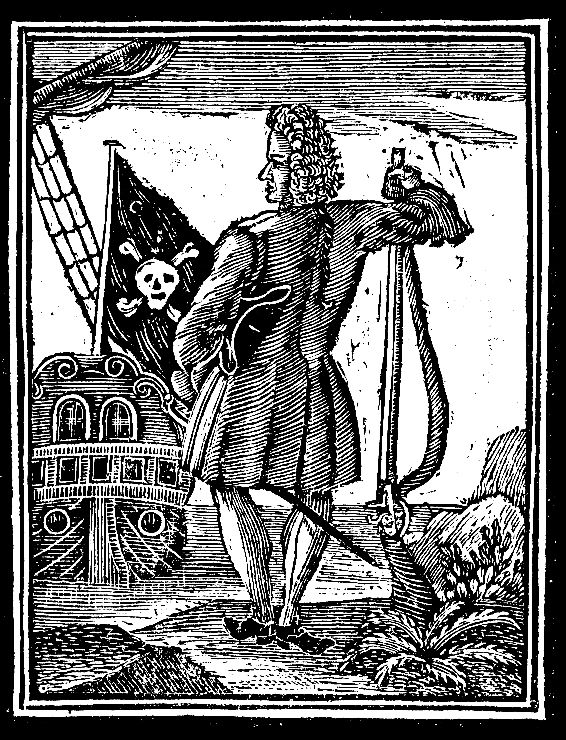 A Pirate's Life Was His, Stede Bonnet's | This Day in North Carolina History