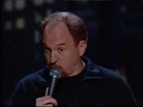 Louis CK - Kids Names    AKA- Why Matt gets to pick the MIDDLE name for our son. lol