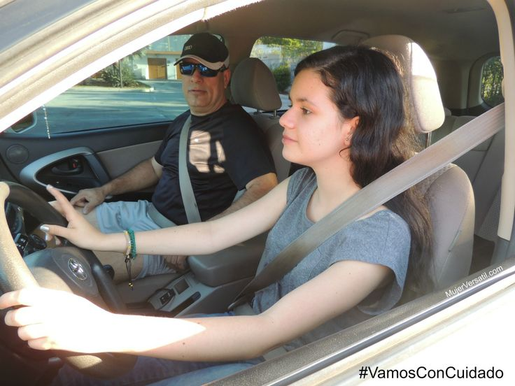 Seguridad de los Conductores Adolescentes #VamosConCuidado » Mujer Versátil