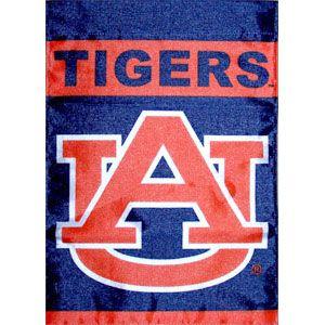 13 X 18 AU Garden Flag. $13.99 Http://bit.ly/