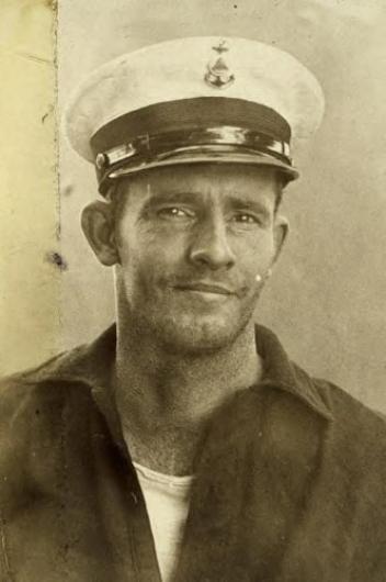 Handsome sailor, Potential romantic hero for a novel