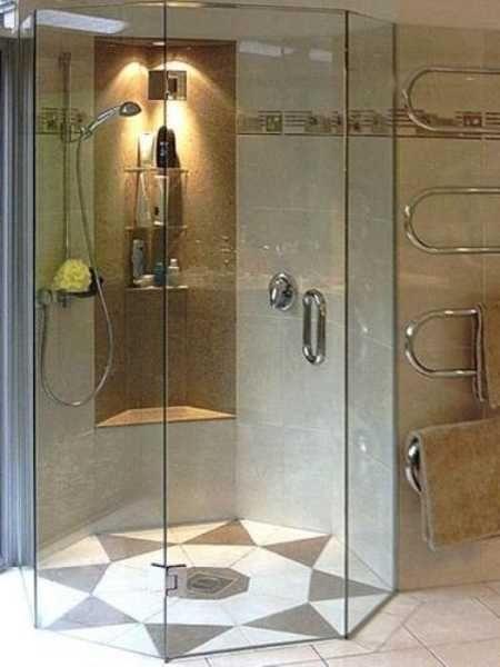 The 201 best SHOWER ENCLOSURES images on Pinterest | Bathroom ...
