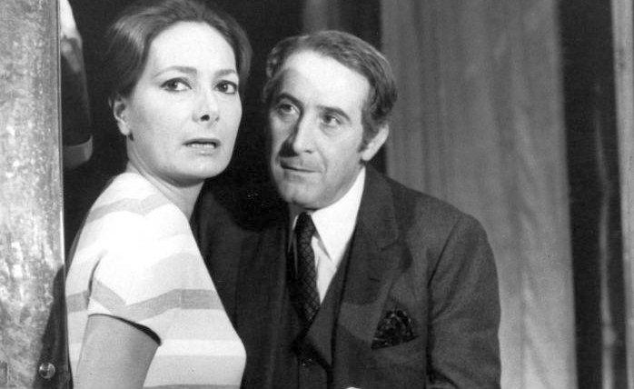 L'amica delle mogli - Rossella Falk, Romolo Valli - 1968/69