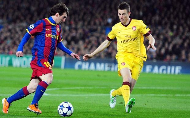 Sports Intelligence: Arsenal Vs Barcelona (Match Facts)