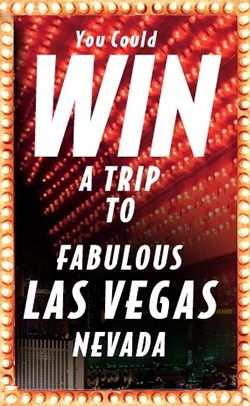 Win a Trip to Las Vegas with Warner Bros Canada