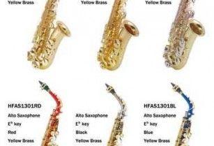 ELKA DESFION Saxophones