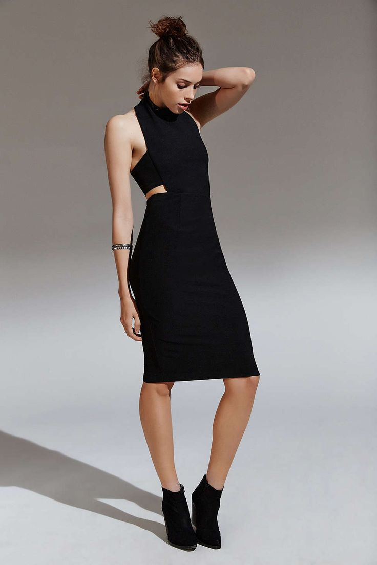 Solace London Franklin Mini Dress