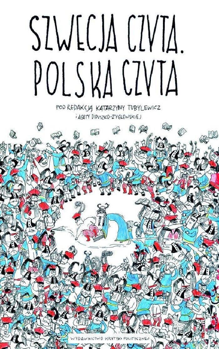 Szwecja czyta. Polska czyta