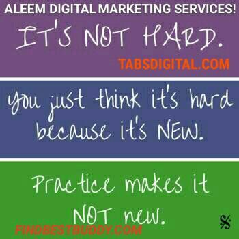 An ounce of practice is worth more than tons of preaching.  Happy #Wednesday!   ALEEM DIGITAL MARKETING SERVICES!   http://findbestbuddy.com  http://tabsdigital.com