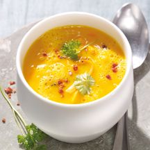 Karotten-Orangen-Suppe PP 1
