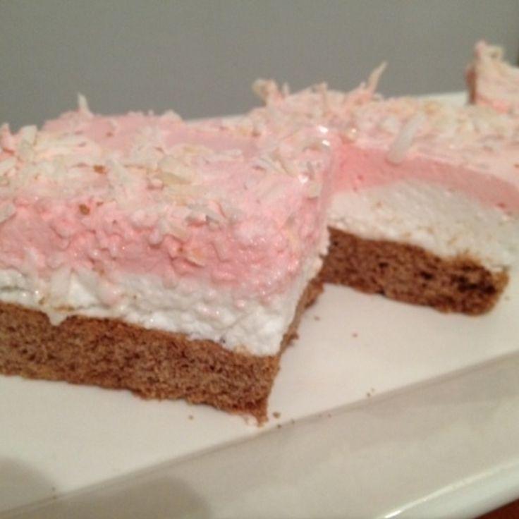 Neapolitan Marshmallow Slice Recipe | Just A Pinch Recipes