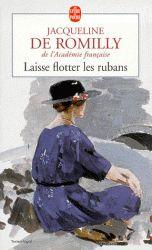 Jacqueline de Romilly - .