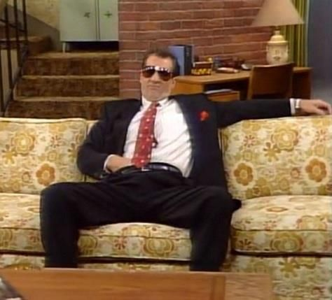 Al Bundy from Married with Children
