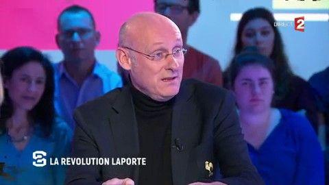 Le président de la Fédération française de rugby Bernard Laporte, a déclaré sur Stade 2 qu'il souhaite voir une
