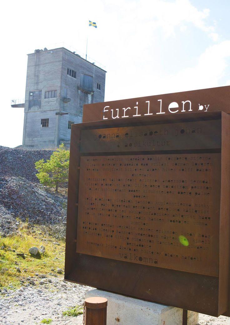 Ön Furillen är som en helt annan värld, men tillhör faktiskt Gotland.