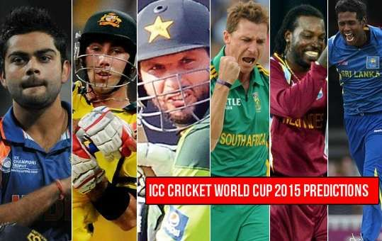 Who will win the 2015 ICC Cricket World Cup and why? who is the best team in NZ & AUS and Why?