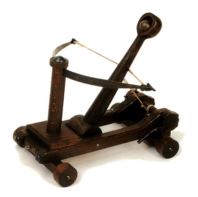 Tabletop Miniature Catapult | Miniature, Tabletop and Catapult