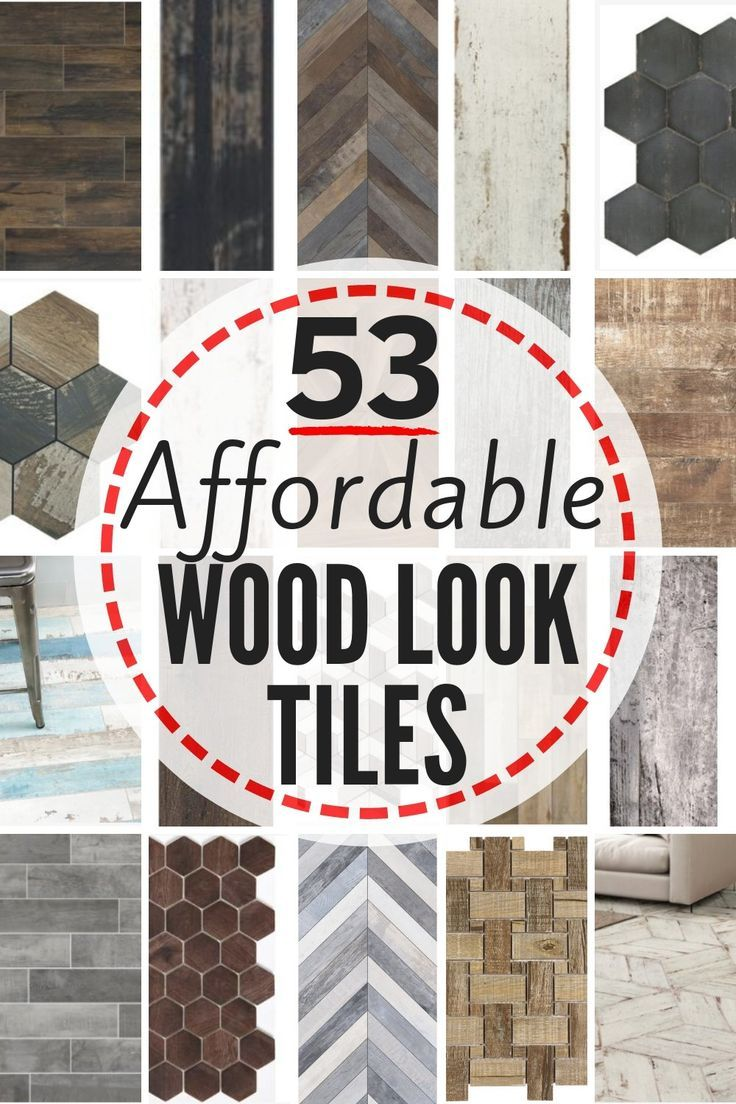 All About Wood Look Tile Best Sources