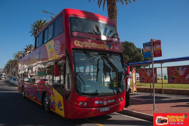Stopping off in Camps Bay to dip our toes in the water.  http://citysightseeing-blog.co.za/2014/08/28/a-tourist-in-my-home-town-cape-town/