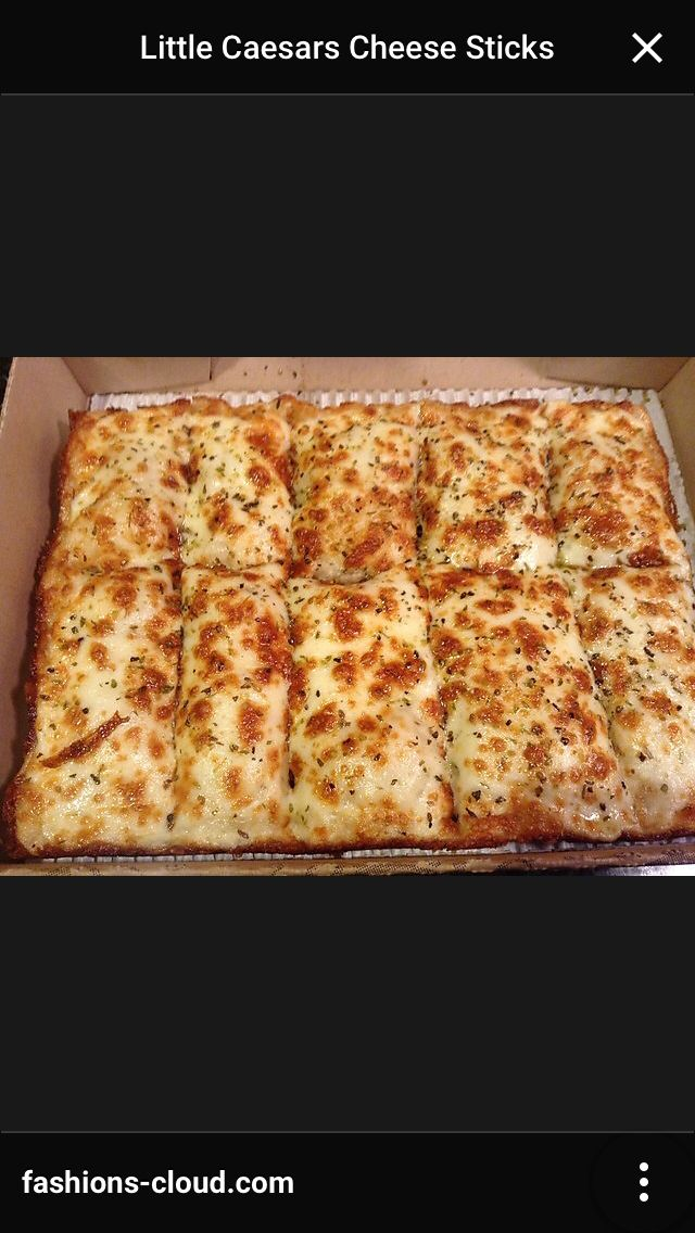 Little Cesars Italian Cheese Bread