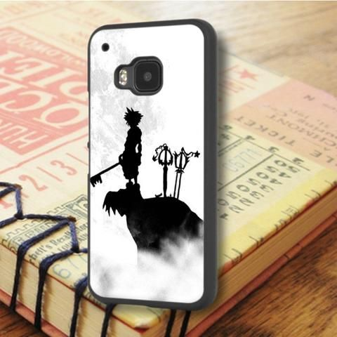 Kingdom Heart Anime Art Cartoon HTC One M9 Case