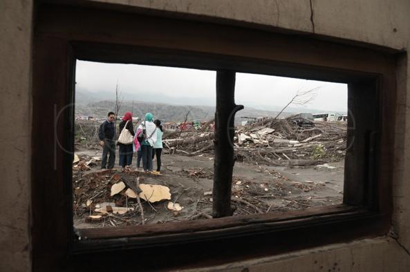 Catastrophe tour, Desa Cangkringan, #Jogjakarta #2011