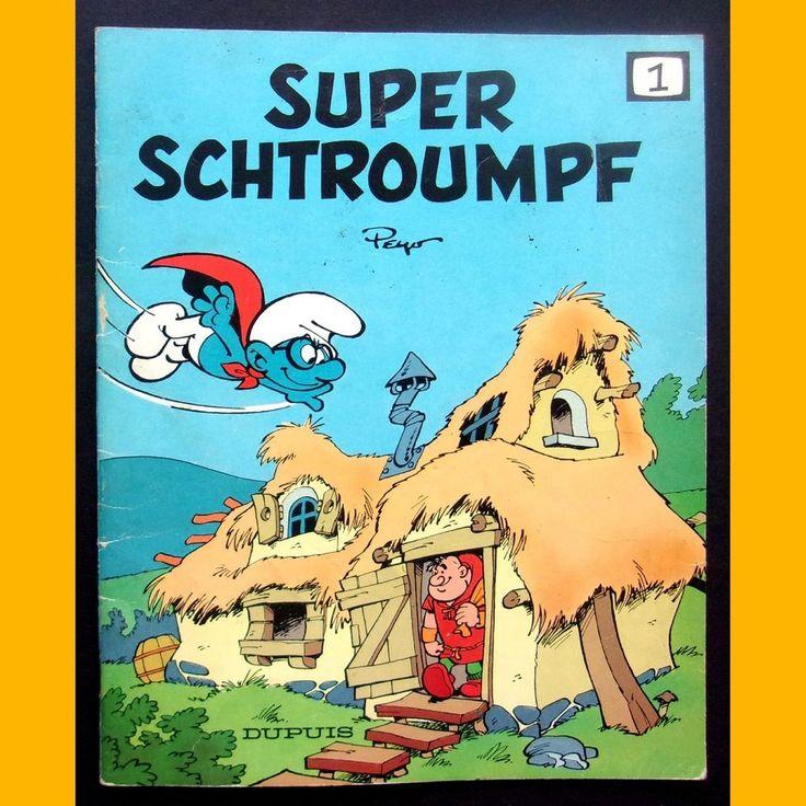 SUPER SCHTROUMPF 1 Adaptation de