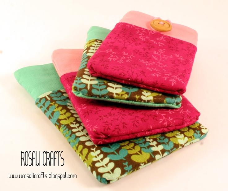 Rosalí Crafts. Accesorios personalizados.: Nuevas fundas para móviles y tablets