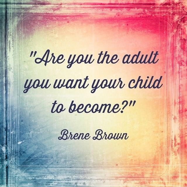"This might sound like a loaded question, but that's only because it is so important! As a Marriage and Family Therapist, I am constantly amazed at how often the messages we learn growing up remain our worldview as adults. For example, if you grew up with a critical parent or a lot of fighting at home, then you might have internalized the message that ""I'm not good enough"" or that ""speaking my mind isn't safe."" According to Attachment Theory, our parents are the lens through which we learn…"